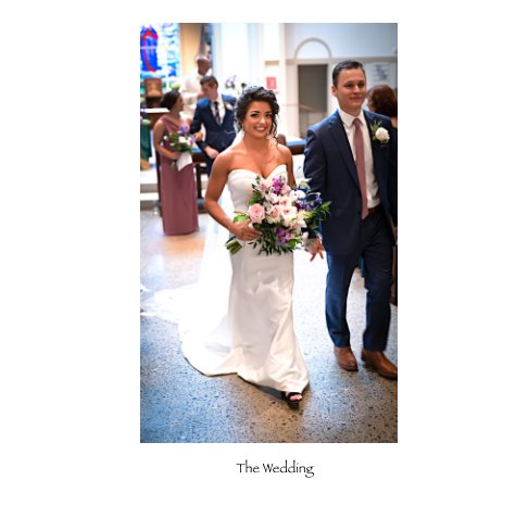 View The Wedding by Marc Murphy