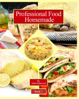 Professional Food Home Made book cover