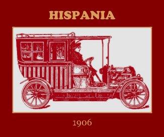 Hispania 1906 book cover