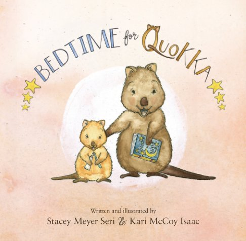 View Bedtime for Quokka - 7x7 Soft Cover by Stacey Seri and Kari Isaac