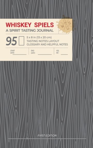 View Whiskey Spiels by Spiels Notebooks