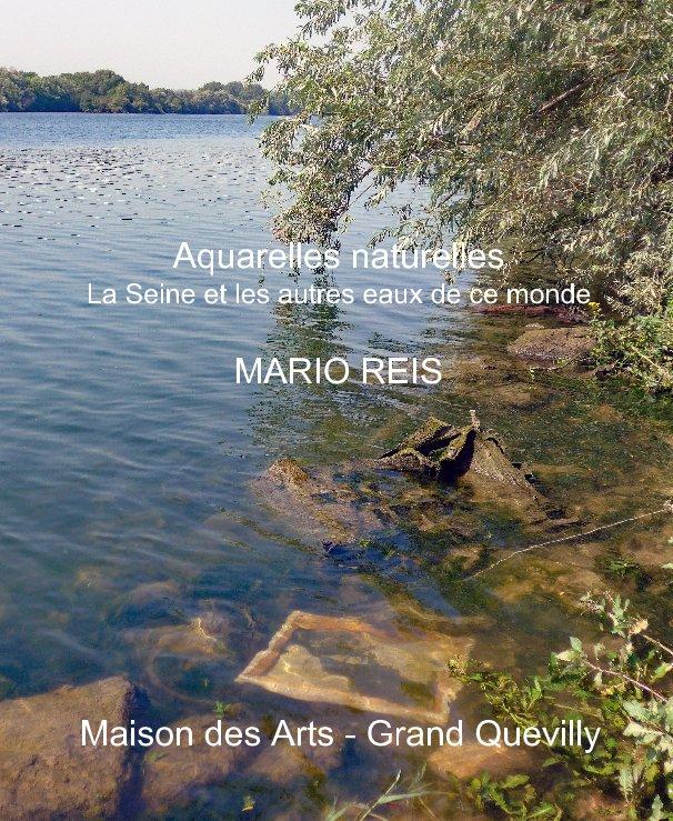 View Aquarelles naturelles La Seine et les autres eaux de ce monde MARIO REIS by Aquarelles naturelles, M