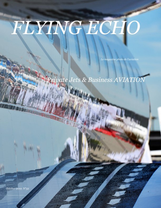 View Private Jets and Business Aviation by Manuel BELLELI