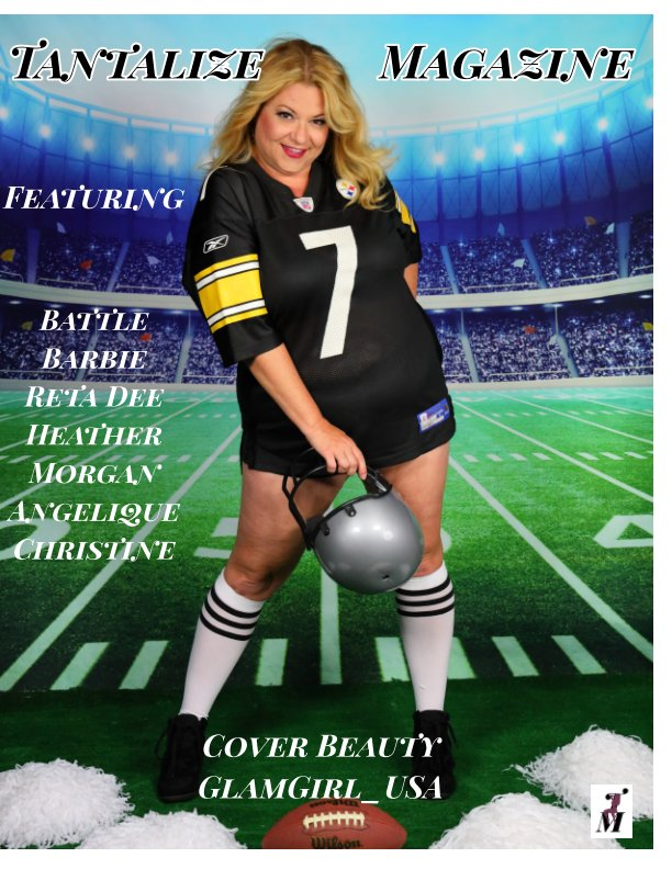 View For the love of Football by Casandra Payne