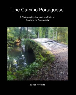 The Camino Portuguese book cover