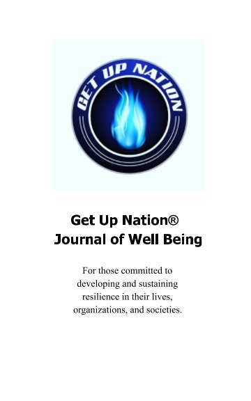 View Get Up Nation® Journal for Well-Being by Ben Biddick
