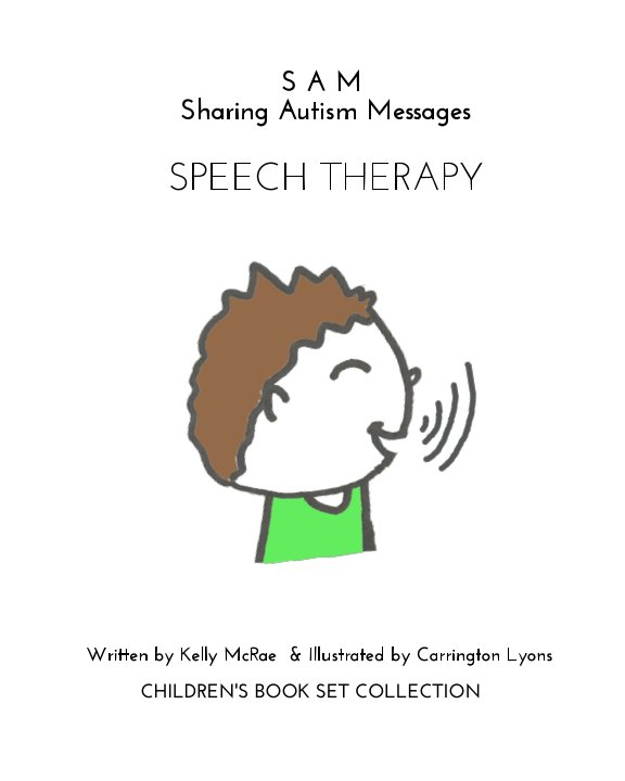 View Sharing Autism Messages -Speech Therapy by Kelly McRae - Carrington Lyons
