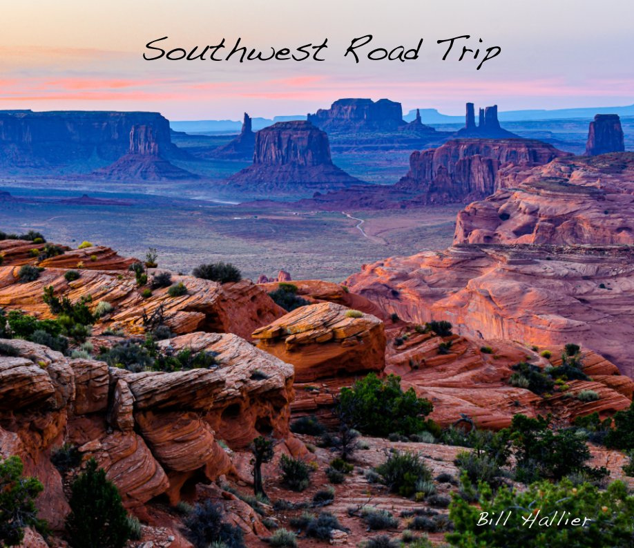 View Southwest Road Trip by Bill Hallier