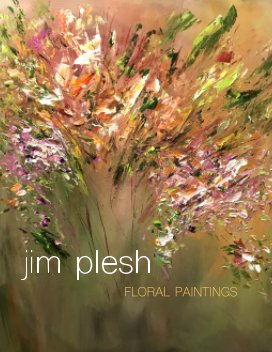 Floral Paintings book cover