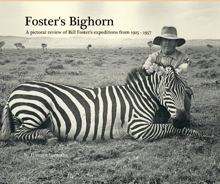 View Foster's Bighorn by Howard Lamothe