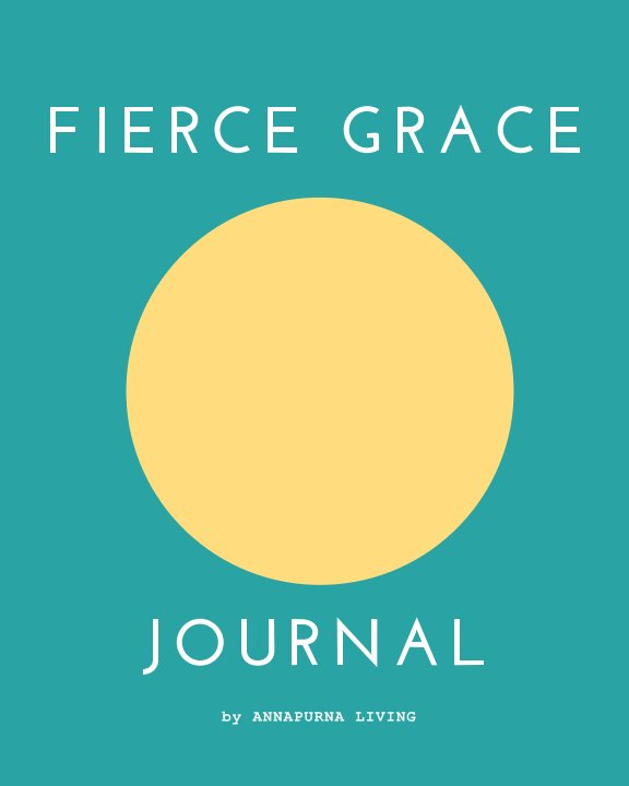 View Fierce Grace Journal by Carrie-Anne Moss