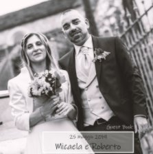 Guest Book - 25 maggio 2019 Micaela e Roberto book cover