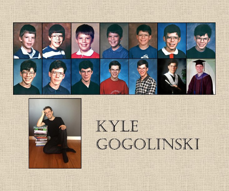 View Kyle Gogolinski by Compiled by Fred Monk