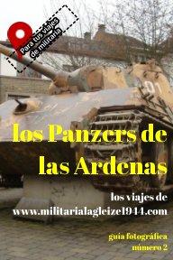 Los Panzers de las Ardenas book cover