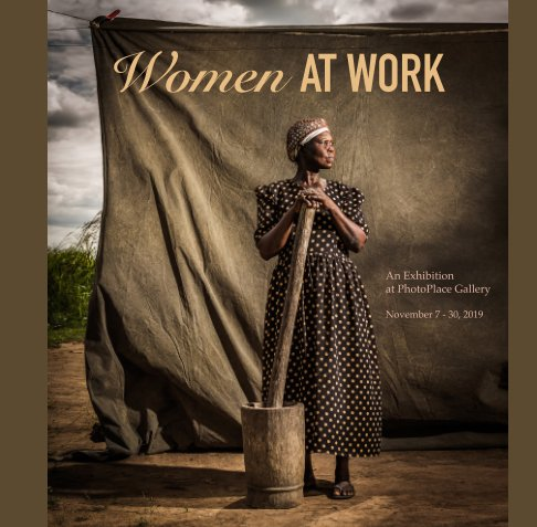 View Women at Work, Softcover by PhotoPlace Gallery