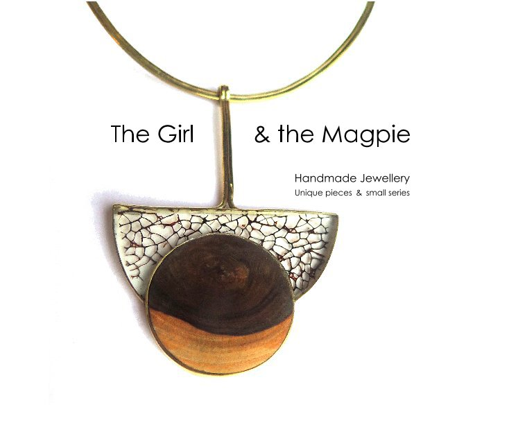 View The Girl and the Magpie by Anne d'Huart