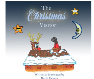 The Christmas Visitor book cover