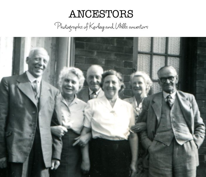 View Ancestors by Laurence AW Schilthuis