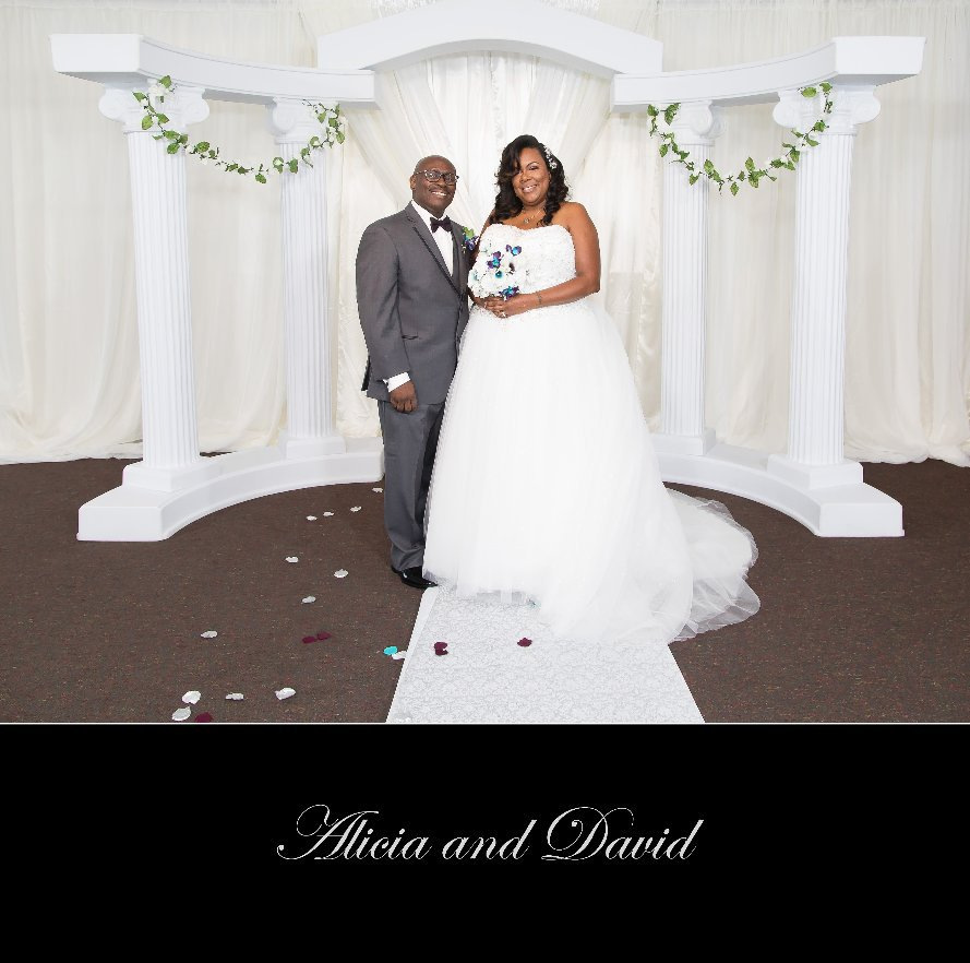 View Alicia and David Wedding Album by Thomas Bartler