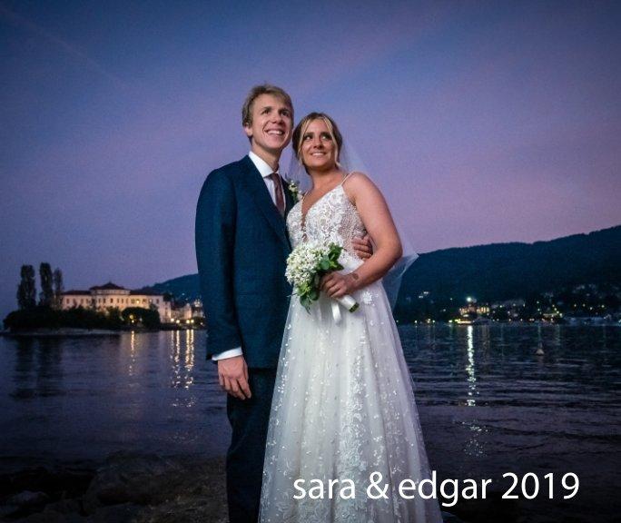 View matrimonio sara e edgar (essentials, softcover) by rené r. wenzel