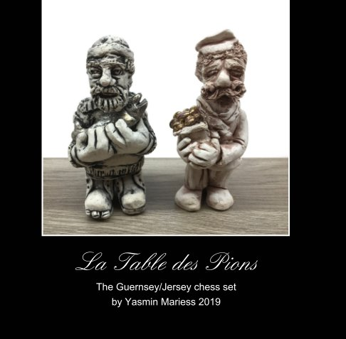 View La Table des Pions by Yasmin Mariess