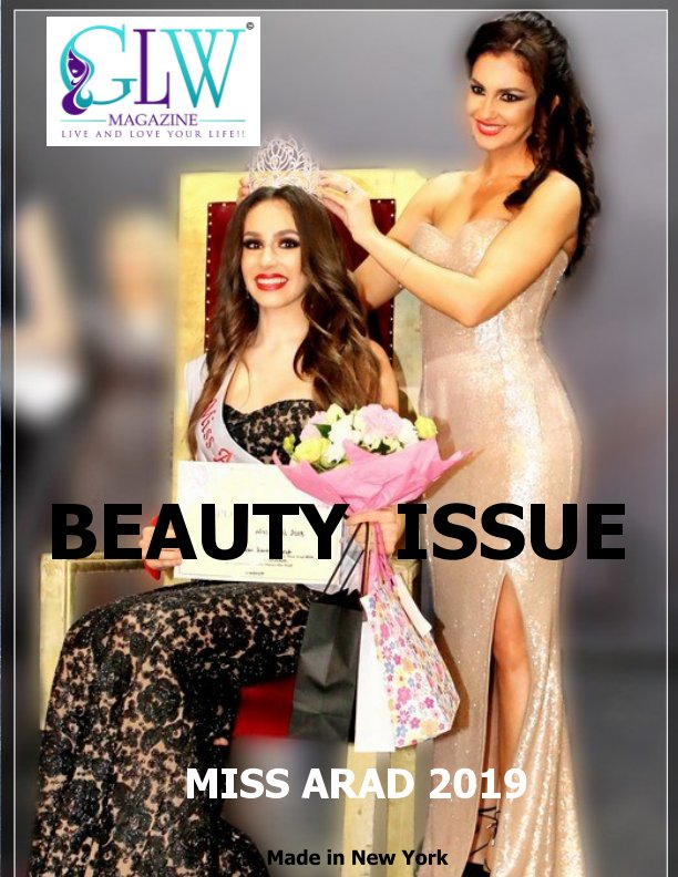 View Beauty issue by Gabriela Panduru