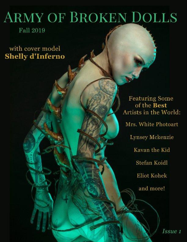 Ver Army of Broken Dolls-Fall 2019-Issue 1 por Scarlett DeWinters