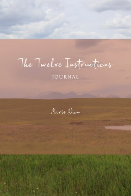 View The Twelve Instructions by Marie Dion