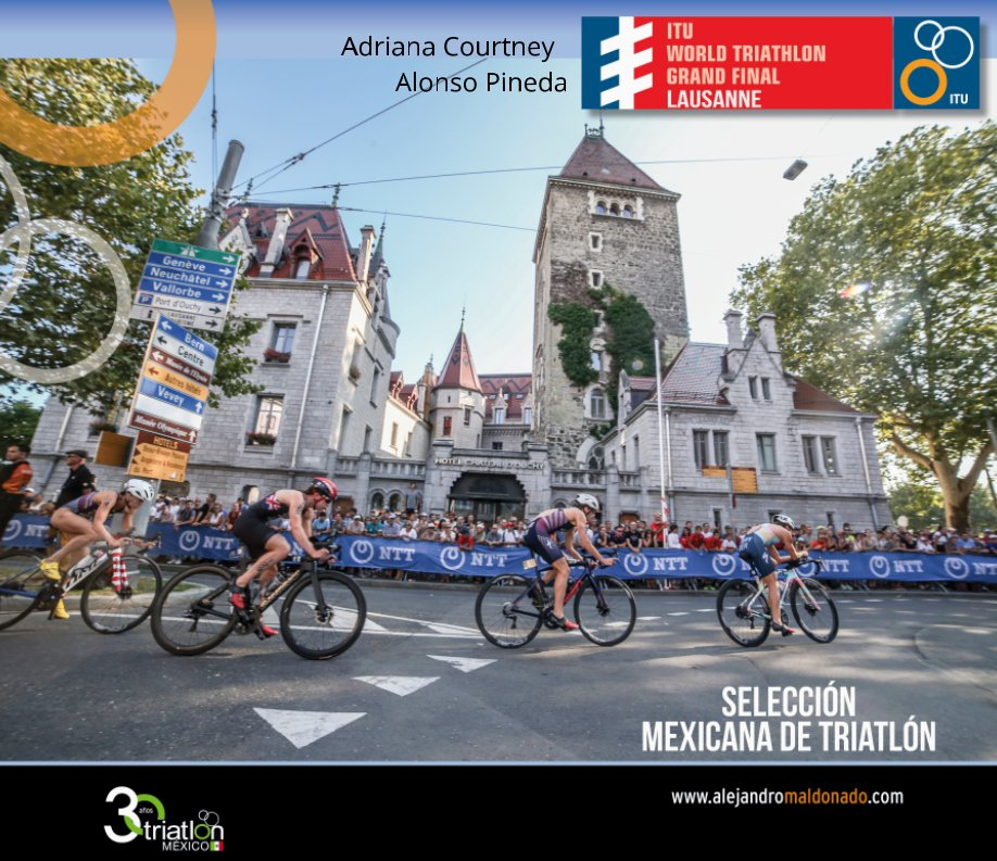 View PINEDA COURTNEY seis ITU WORLD TRIATHLON GRAND FINAL LAUSANNE 2019 by Alejandro Maldonado