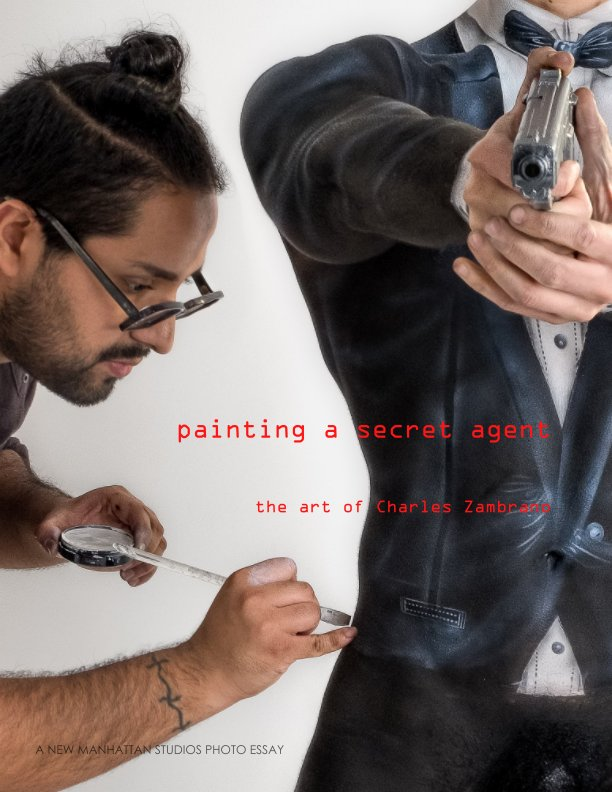 View Painting a Secret Agent by New Manhattan Studios