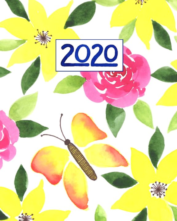 View 2020 Planner or Verse Journal by Alyson at WriteThemOnMyHeart