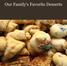 Our Family's Favorite Desserts book cover