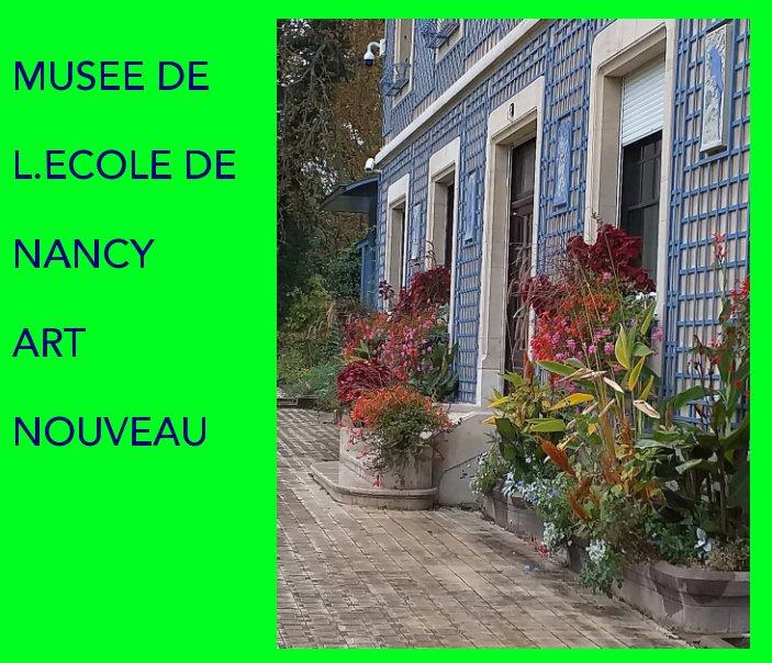 View art nouveau museum  nancy by JULIE HARPUM