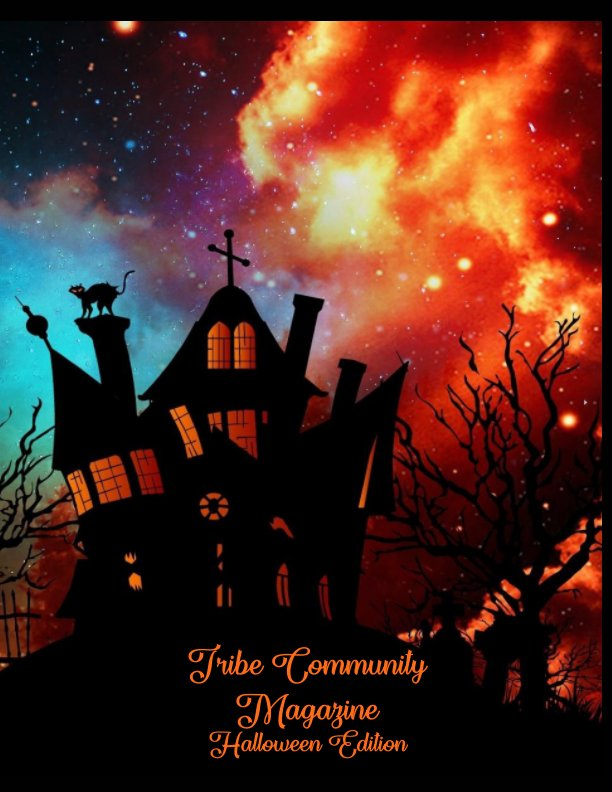View Tribe Community Magazine Halloween Edition by Jeannie Stewart
