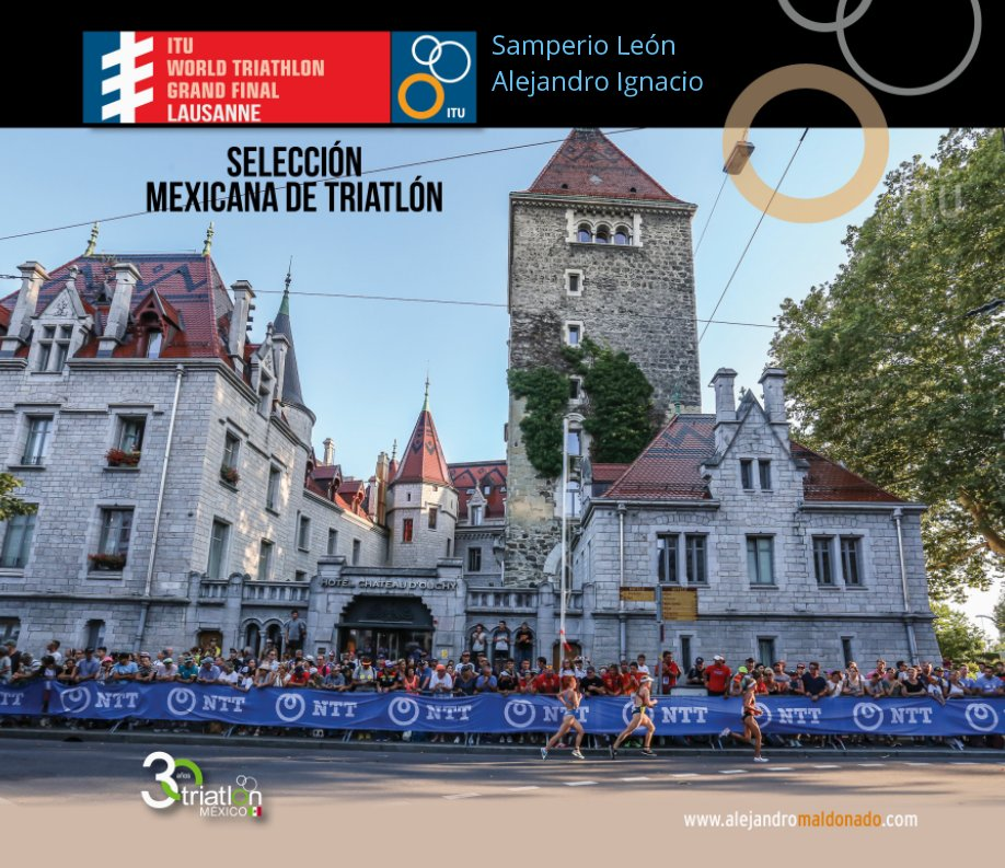 View Alejandro Samperio V ITU WORLD TRIATHLON GRAND FINAL LAUSANNE 2019 by Alejandro Maldonado