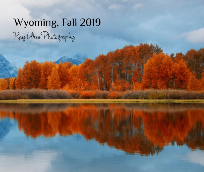View Wyoming - Fall - 2019 by Ray Wise