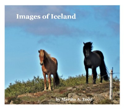 Images of Iceland book cover