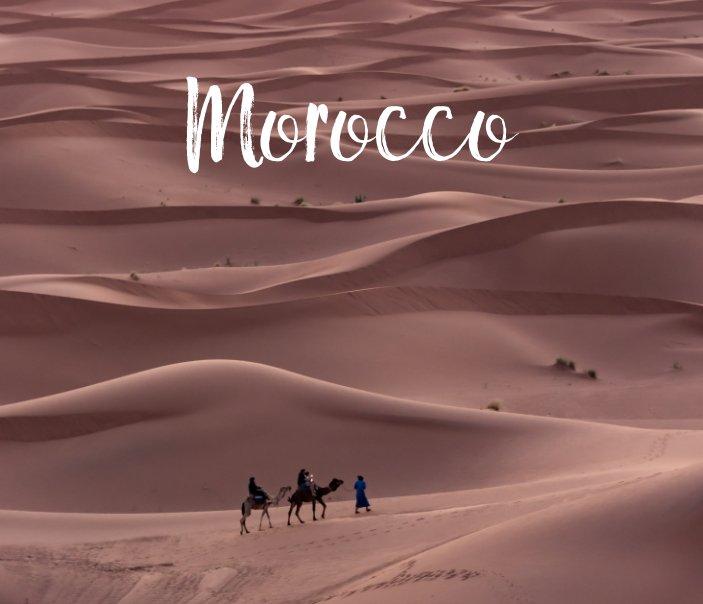 View Morocco by Vanessa Dewson