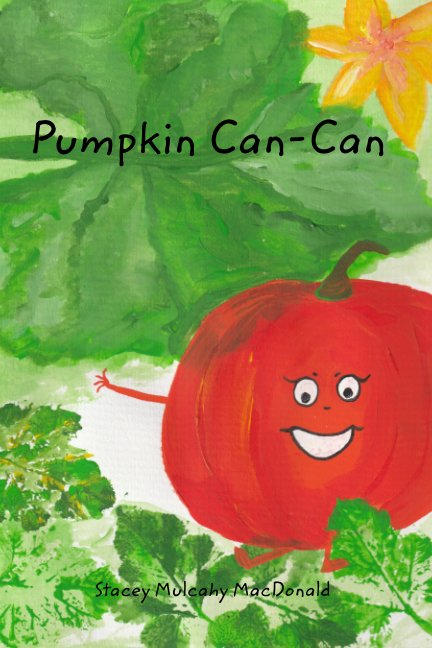View Pumpkin CanCan by Stacey Mulcahy Macdonald