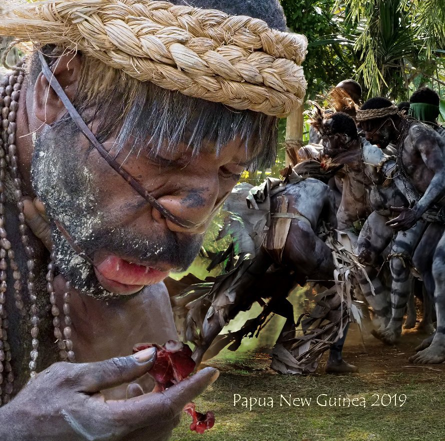View Papua New Guinea 2019 by Marilyn Taylor