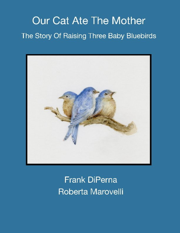View Our Cat Ate The Mother by DiPerna  Marovelli