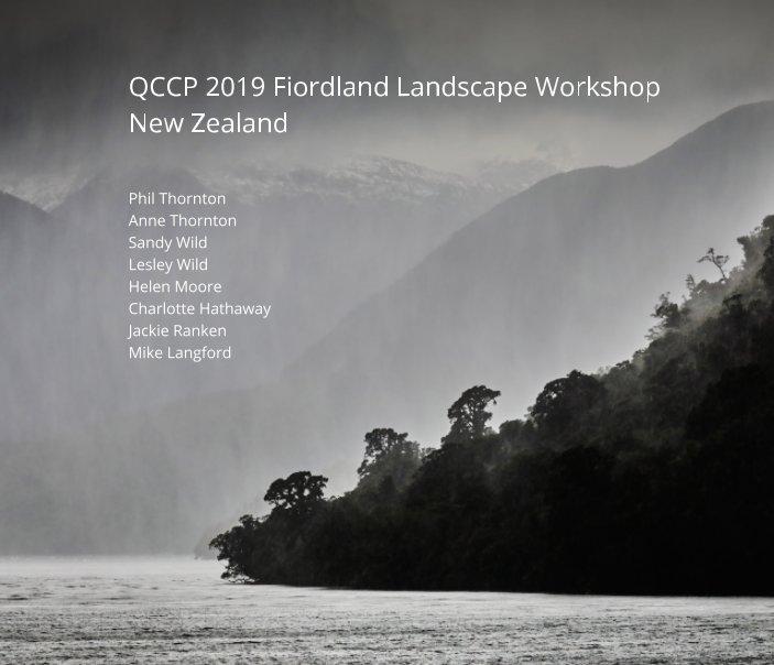 View QCCP Fiordland Landscapes 2019 by QCCP Jackie Ranken