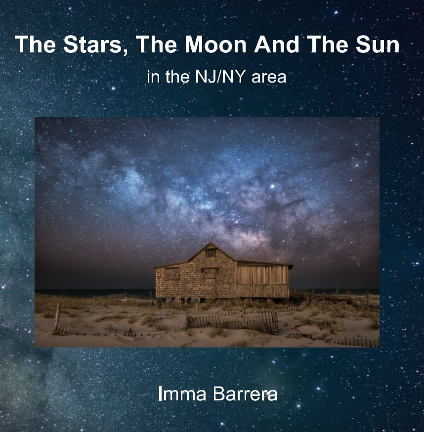 View The Stars, The Moon And The Sun by Imma Barrera