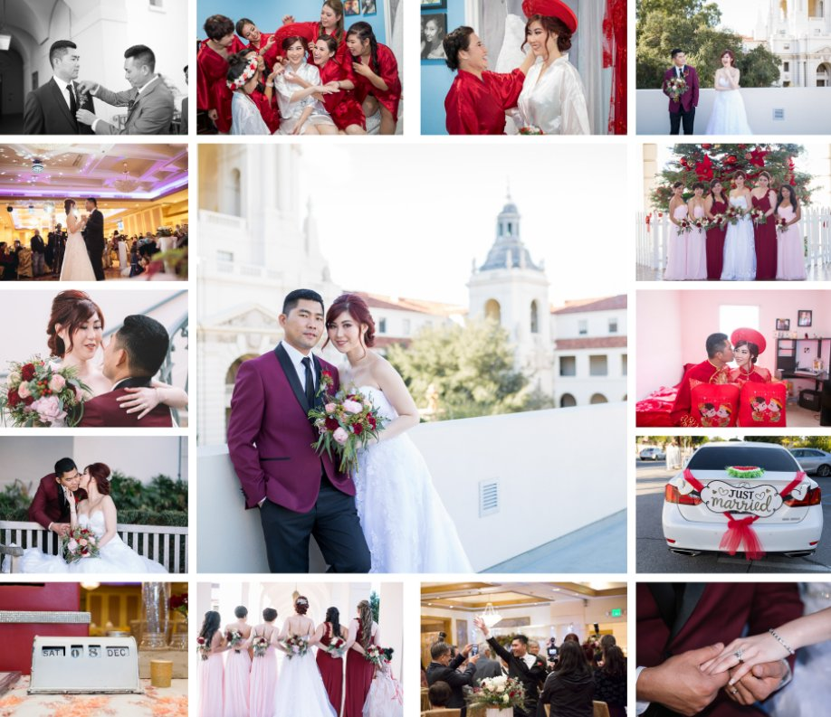 View Phu and Mimi Wedding II by Viet Artist Photography