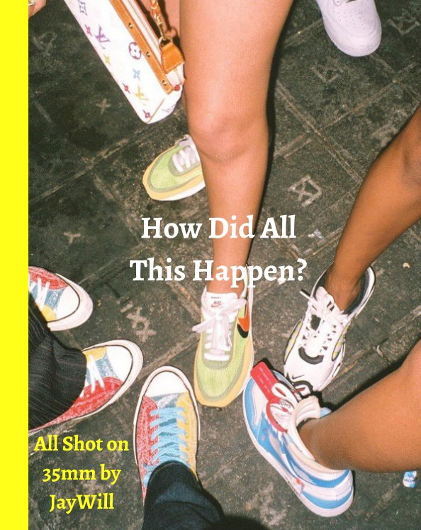 View How Did All This Happen? by Jordan Williams
