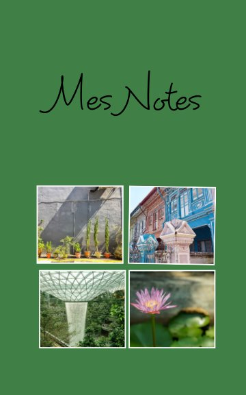 View Mes Notes by Karin Vo Van-Stauss
