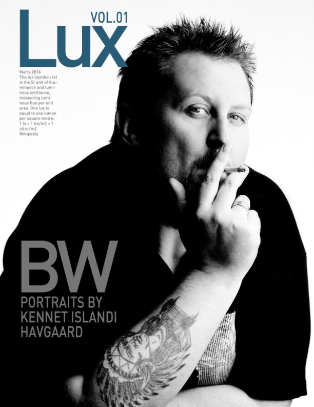 View Lux Vol. 01 by Kennet Islandi Havgaard