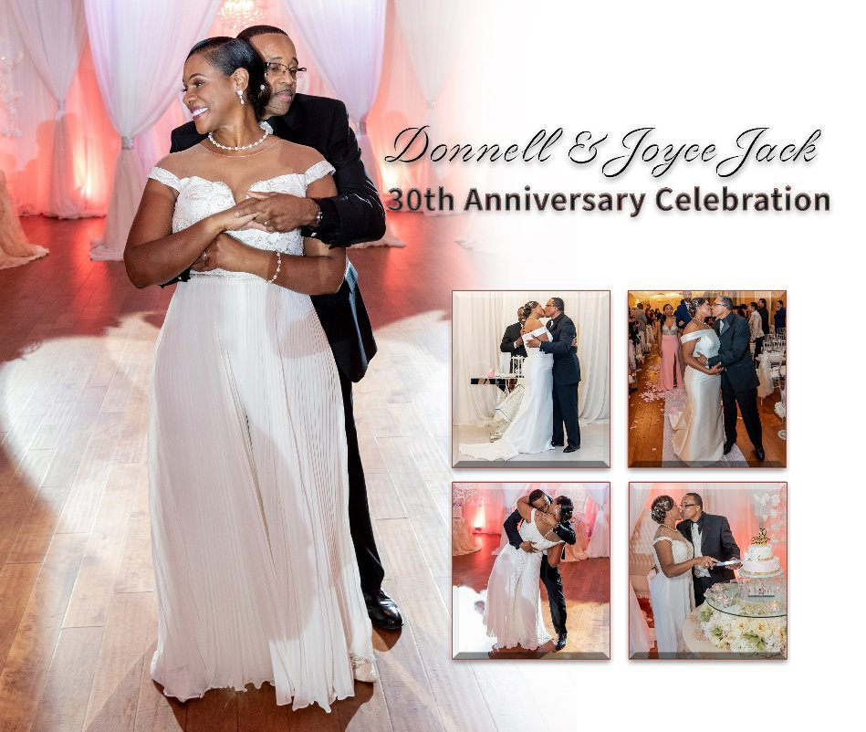 View Donnell and Joyce Jack 30th Anniversary Celebration by Micheal Gilliam