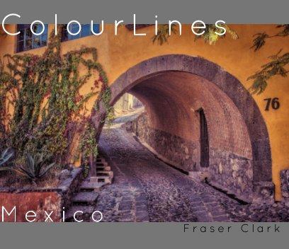 ColourLine, Mexico book cover