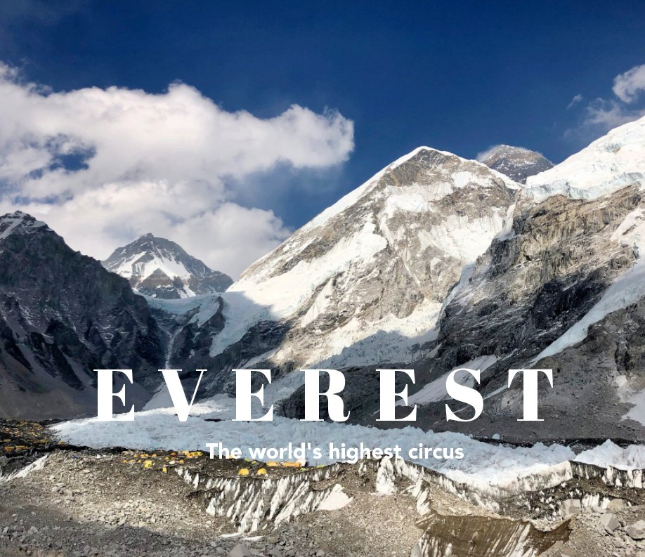 View Everest by Andries Etienne, Paige Morrow